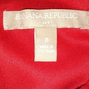 Banana Republic A Line Dress